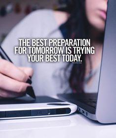 Good, better, best. Never let it rest. 'Til your good is better and your better is best. ★·.·´¯`·.·★ follow @motivation2study for daily inspiration