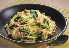 おいしい和風パスタのレシピをテーマごとにご紹介します。簡単レシピやほめられレシピが盛りだくさん!