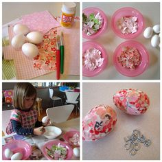 easter egg craftiness