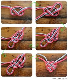 How-to-make-a-Celtic-Heart-Knot-Necklace.jpg 736×871 pixels