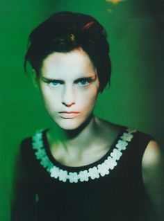 Stella Tennant by Paolo Roversi, Vogue.. www.fashion.net