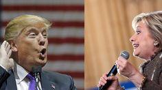 Politik: Trump und Clinton gewinnen Vorwahlen in Florida
