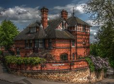"""Walton House"" 39 Newcastle Drive, The Park, Nottingham by fractalznet, via Flickr"