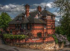 """Walton House"" 39 Newcastle Drive, The Park, Nottingham by fractalznet, via Flickr"