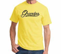 Grandpa Since 2015 Shirt