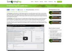 The Screaming Frog SEO Spider is a small desktop program (PC or Mac) which crawls websites' links, images, CSS, script and apps from an SEO perspective. Screaming Frog Seo, Seo Site, User Guide, Blog, Manual, Blogging, Textbook