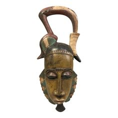 African Art Guro Mask