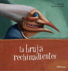 La bruja rechinadientes  Libros