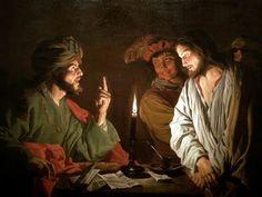 Jesus Caiaphas trial | about the artist http en wikipedia org wiki matthias stom