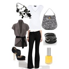 """""""Teaching Outfit"""" by rosebud818 on Polyvore"""