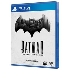 Batman Telltale Series PS4 Game | http://gamesactions.com shares #new #latest #videogames #games for #pc #psp #ps3 #wii #xbox #nintendo #3ds