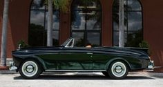 1958 Rolls-Royce Silver Cloud 'Honeymoon Express'