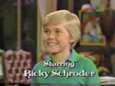 ▶ Silver Spoons Intro aw My normal crush Bad Memories, My Childhood Memories, Ricky Schroder, Love Is My Religion, Intro Youtube, 80s Tv, Big Crush, 80s Kids, Memory Games