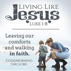 Good morning girls. Online bible studies