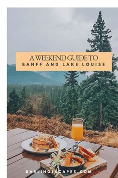 Looking for things to do in Banff? Or want to know what to do in Lake Louise? Maybe ski resorts in Banff is on your list? This weekend guide gives you everything you need to know. Quebec, Vancouver, Europe Destinations, Nova Scotia, Rocky Mountains, British Columbia, Travel Guides, Travel Tips, Travel Advice