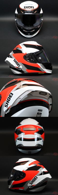 Designed to celebrate the three-time Grand Prix Motorcycle Racing Champion Wayne Rainey, Shoei created the X-Fourteen Rainey Helmet.