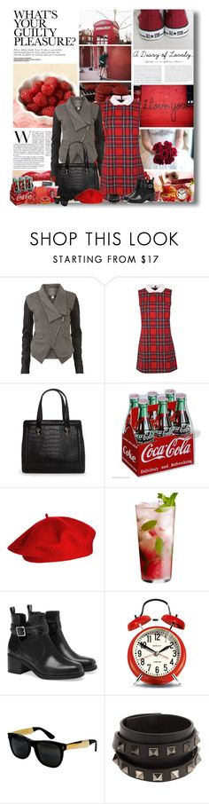 """""""A guilty conscience needs to confess. A work of art is a confession"""" by kikusek ❤ liked on Polyvore featuring L'Oréal Paris, Object Collectors Item, MANGO, ASOS, Pull&Bear, Newgate, RetroSuperFuture and Valentino"""