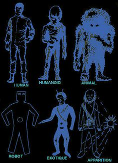 Alien - Aliens, Strange Beings from Unkown Origin - Occultopedia, the Occult and Unexplained Encyclopedia