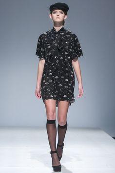 Omelya Kiev Fall 2016 Fashion Show