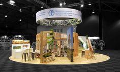 FAO Pavilion by HOTT3D, Durban – South Africa » Retail Design Blog