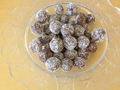 dessert: temp tee truffles for passover {the kosher foodies}