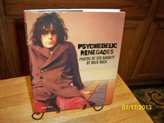 Psychedelic Renegades with Photographs of Syd Barrett by Mick Rock Click the image to join the Laughing Madcaps Syd Barrett Group, now on FacebooK! The original! Around since 1998! The world's best Syd Barrett & early Pink Floyd fan group!