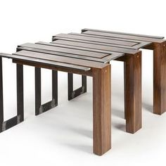 Vedere - Akke Functional Art - Split Coffee Table