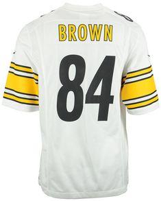 e36179e32b3 18 Best Antonio Brown Jersey images | Football jerseys, Football ...