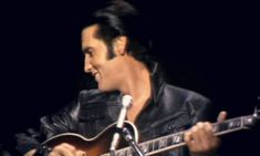 Elvis Presley still the King at top of UK album charts, with the ...