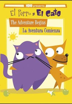 El Perro Y El Gato: The Adventure Begins/La Aventura Comienza, 2012 Parents' Choice Award Silver #DVD