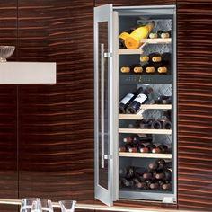 Liebherr Vinidor Built-In 2 Temperature Wine Cabinet - WTEes 2053 - Capacity: 64 Bottles - Glass Door - Perfect for your kitchen!