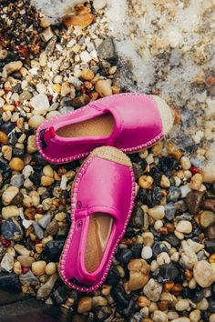 Test-Drive: Sea Star® Beachwear Espadrilles - Read more at our blog.