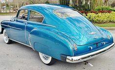 1949 Chevy Fleetliner