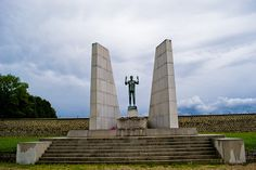 Memorial at Mauthausen Concentration Camp, Austria, via Flickr.