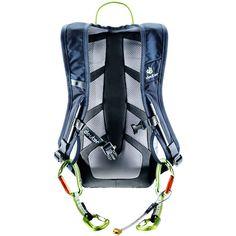 Deuter Gravity Pitch 12 Kletterrucksack mit komfortablem Tragesystem