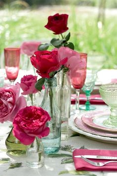 Valentine's day party ideas, Romantic Table Variants For  Valentine's Day, Romantic Table Decoration, 2014 Valentines Day table decor