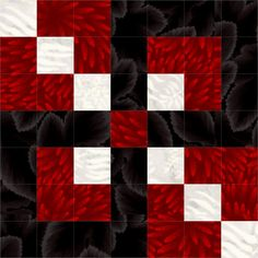 Leavenworth Nine Patch Quilt Block – Part 1 |