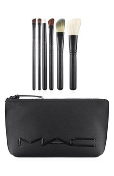 M·A·C 'Look in a Box - Advanced' Brush Kit ($159 Value) available at #Nordstrom
