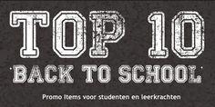 Terug naar school promotiemateriaal. http://www.pascogifts.com/nl/blog/detail/promotiemateriaal-voor-op-school
