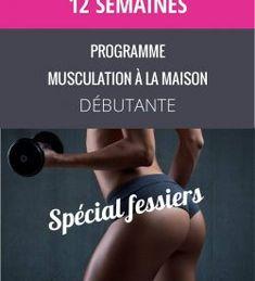 Guide d'entraînement des fessiers - Musculation au féminin