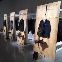 "DEBENHAMS,London,UK, ""Press Show Menswear"", pinned by Ton van der Veer:"