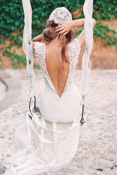 Une robe coquette