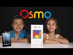 OSMO - The New Innovative Interactive Game System for the iPad! - YouTube