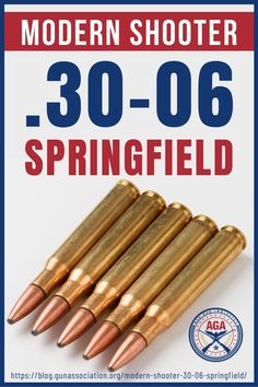 Get the hunting job done with the .30-06 Springfield. This ammo can bring down all kinds of big game animals with its impressive ballistics. #ammo #gunsandammo #hunting #gunassociation Long Range Hunting, Hunting Tips, Hunting Rifles, Deer Hunting, Ammo Storage, Ammo Cans, Animal Games, Guns And Ammo, Big Game