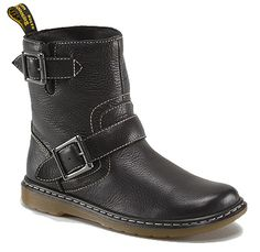 Dr. Martens Women's Gayle Twin Buckle Boot Style: DMR14765001