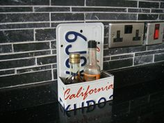 American Licence Plate  Tidy.. $14.00, via Etsy.