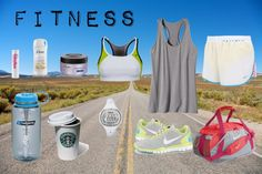 """Fitness"" by acb306 on Polyvore"