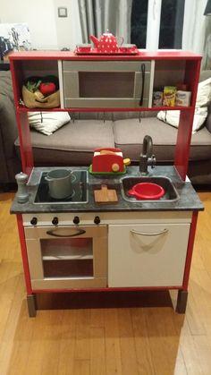 34 best unisex wooden toy kitchens images play kitchens wooden rh pinterest com