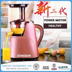 69.75$  Buy now - http://alirew.shopchina.info/go.php?t=32792987203 - 2nd Generation 100% Original juicer Slow Juicer Fruit Vegetable Citrus Low Speed Juice Extractor  #bestbuy