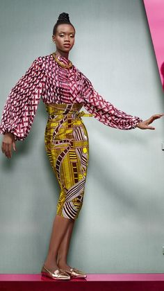 Fashion - Vlisco V-InspiredVlisco V-Inspired